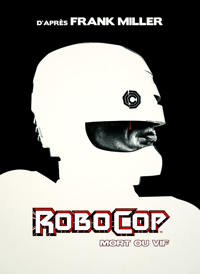 RoboCop MOV Hardcore cover sample